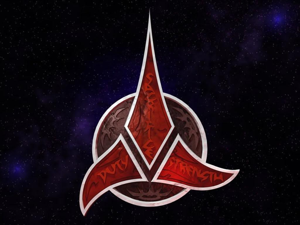 Klingon Symbol The (Image) Coll...