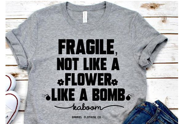 File:Flower Like A Bomb t shirt.png