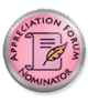 Appreciation Forum Nominator Elite