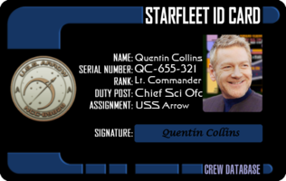 Collins Arrow ID Card.png