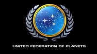 The United Federation of Planets, a major power in the Alpha Quadrant - consisting of over 300 planets with intentions of promoting galactic peace.