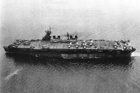 The first aircraft carrier to bear the name