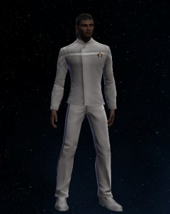 Dress White Uniform