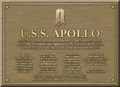 Apollo-A Dedication Plaque.png