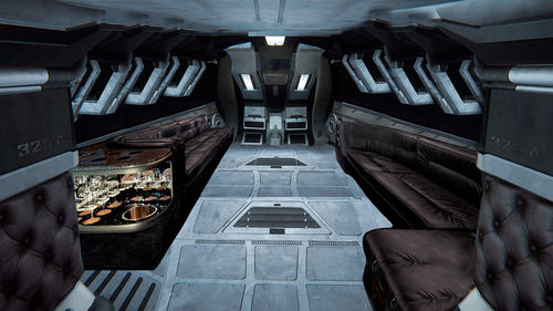 Space Shuttle Bunk Bed Plans