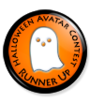 Halloween Avatar Contest Runner Up